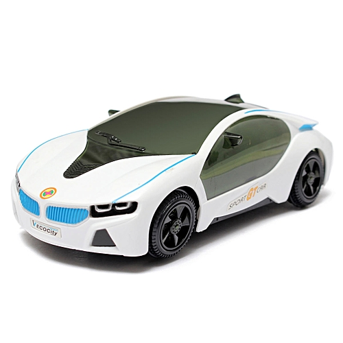 Newly New Car Flashing Led Light Music Sound Electric Toy Cars Kids Children