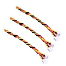 2PCS 3pin FPV 15cm silicone cable for RunCam FPV Camera-