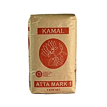 2 Kg Kamal Atta Mark 1 Flour