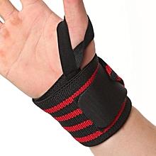 Wrist Support Sports Wrist Guard Fitness Sprain Protection WristBand Bracer-Array