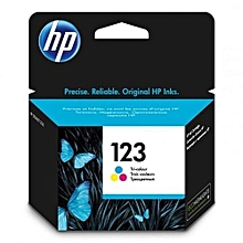 123 Ink Advantage Cartridge - Tri-Colour