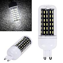 G9 30W 220V 96LED 4014 SMD Energy Saving Light Corn Lamp Bulb Pure White