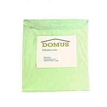 2pc - Pillowcase Set - 50cm x 70cm - 144 Polycotton - Light Green