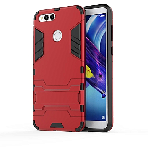 premium selection a49e9 b2a57 Iron Man Hard Armor Case for Huawei Honor 7X / Mate SE