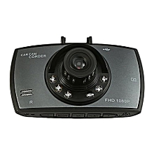 Portable HD 16:9 LCD Night Vision Digital Video Camera G-sensor Car Camcorder