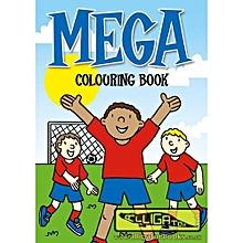 Mega Colouring Book Assorted