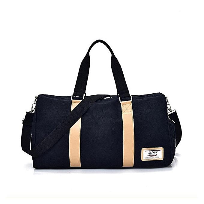 5a3ae1e25332 2019 Male Travel Bag Large Capacity Men Women Hand Luggage Canvas Travel  Duffle Bags Weekend Bags Multifunctional handbag(design 1)