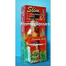 Dr james robert Slimming gel+50g free slimming soap