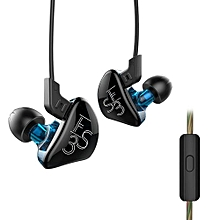 KZ - ES3 In-ear Detachable HiFi Music Earphones
