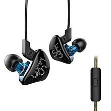 KZ - ES3 In-ear Detachable HiFi Music Earphones