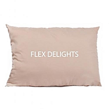 "Bed Pillow - 20""x26""-  Beige"