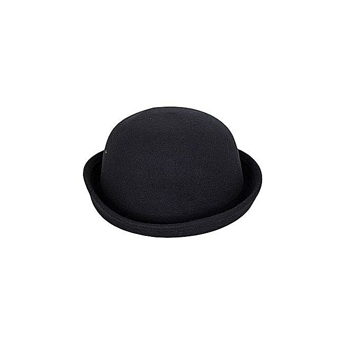 Generic Black Bowler Hat   Best Price  41ca12f88dc