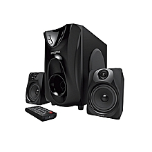 CREATIVE SBS E2400 Powerful 2.1 Speakers Home Entertainment System - Black