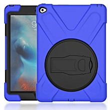 Pirate king Stent + strap Drop Case For Apple iPad Air (Dark blue) - intl Mll-S