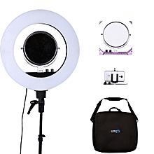 18 inch Dimmable LED Adjustable Ring Video Light for Makeup Beauty Photography