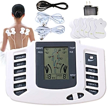 Electronic Massager Physiotherapy Body Acupuncture Therapy Digital Machine New