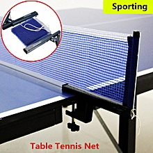 Portable Table Tennis Ping Pong Net Post Clamp Stand Holder Mesh Rack Replaces
