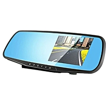 New Full HD 1080P Car Dvr Camera Night Vision 4.3 Inch Rearview Mirror Digital Video Recorder Car Vehicle DVR Camera Dash Cam with Night Vision