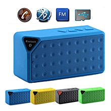 X3 Wireless Mini Bluetooth V2.1 Speaker Portable Speaker For Mobile-phone And TF By BDZ