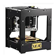 A2 Plus Aluminum Metal 3D Three-dimensional DIY Printer - Black