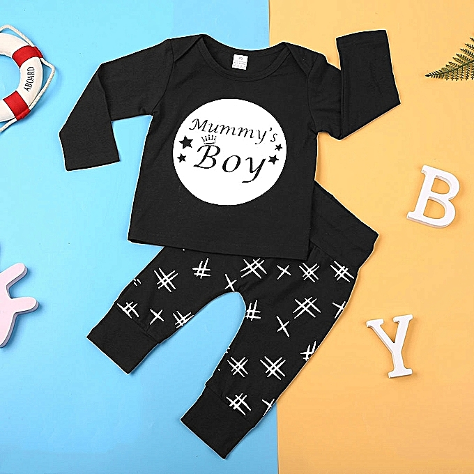 0fc56d02054bd ... Clothing Sets Cute Tops+Pants+Hat Cotton Polyester Boys Girls Newborn  Suits Infants Gifts ...