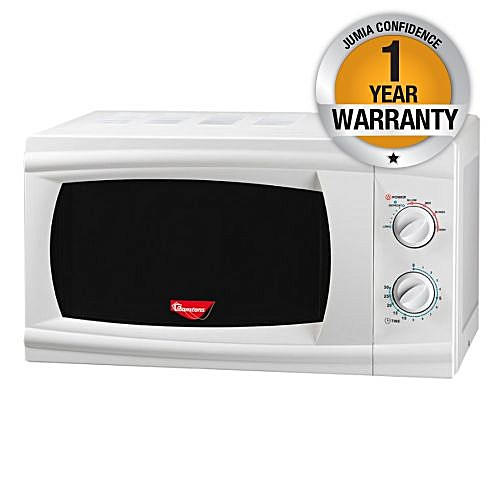 Ramtons Rm 206 Microwave 20lt Manual White Best Price Jumia Kenya