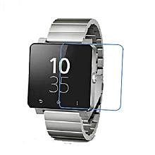 5x CLEAR LCD Screen Protector Film for Sony SW2 SmartWatch 2 Smart Watch
