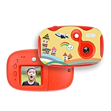 DIY Kids Camera Rechargeable Digital Mini Camera Children Creative Camcorders With 1.44 Inch LCD Screen