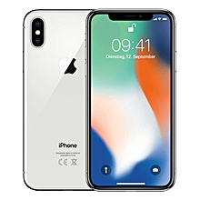 Brand iPhone X 64GB 5.8 inch iOS 11 A11+M11 64-bit up to 2.4GHz Smartphone(White)