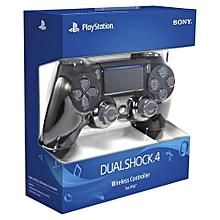PS4 Dualshock 4 Wireless Controller - Black