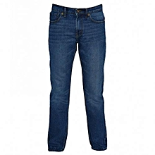 Blue Boys Slim Fit Jeans
