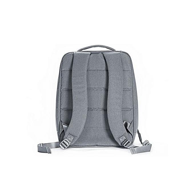 d4194f04fe9 ... UJ Xiaomi Mi Waterproof Minimalist Travel Backpack Urban Life Style  City Bag-Light Gray ...