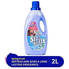 Fabric Conditioner, Spring Fresh, 2L