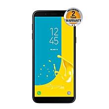 "Galaxy J6, 5.6"", 32GB+2GB RAM, 13MP, (Dual SIM) 4G - Black"