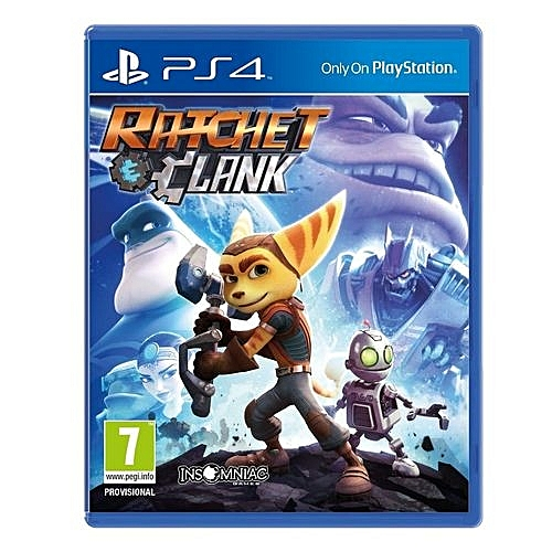 Ps4 Ratchet n Clank