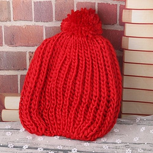 Buy Eissely Children Keep Warm Winter Kids Baby Hats Knitted Ball