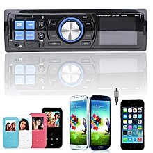 New Car/Vehicle Audio Stereo In-Dash MP3 Player Radio FM USB Sandisk AUX input Receiver