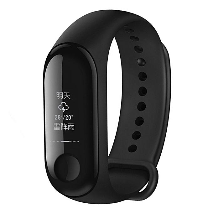 Mi band 3 OLED Heart Rate Monitor Bluetooth 4.2 Smart Bracelet Wristband