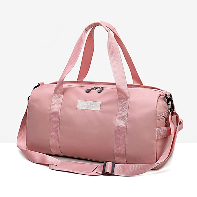 6443d5632cb8 Large Men Women Gym Sport Bag Holdall Luggage Duffel Pack Travel Yoga Carry  Tote