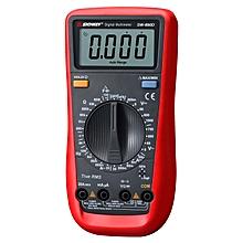 SNDWAY SW-890D Digital Multimeter AC DC Voltage Current Resistance Capacitance Frequency Teter