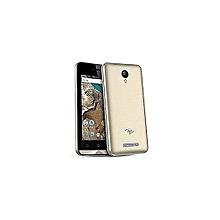 A11 - Dual SIM - 3G + Case- Charming Gold