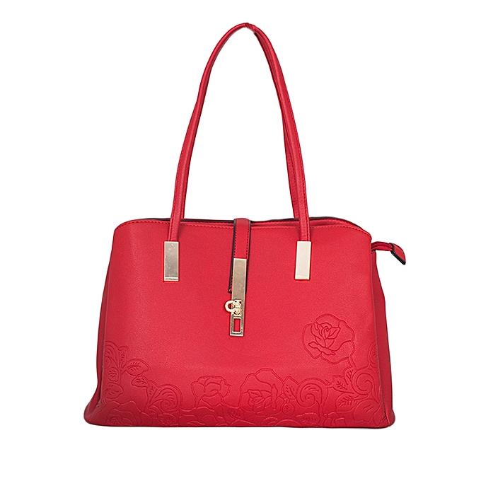 fc3e8f68c8f SHADES FASHION Red Wine Kelly Bag   Best Price   Jumia Kenya