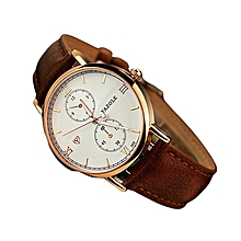 Classic Business Men Watches Quartz Male Watch 3ATM Water-resistant Luminous Man Watch Time Display