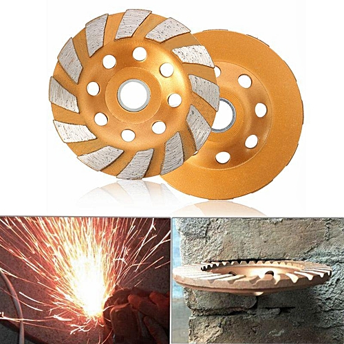 100mm Diamond Grinding Concrete Cup Wheel Disc Concrete Industrial Granit  Stone