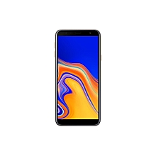 "Galaxy J4 Plus - 6"", 32GB, 2GB RAM, 13MP Camera (Dual SIM), Gold"