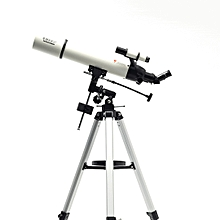 XIAOMI XA90 Outdoor Astronomical Refractive Zoom Telescope Aluminum Finderscope Monocular For Space