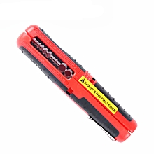 Pro'sKit CP-511A 3 in 1 Multifunction 10-20AWG Coaxial Cable RG59 RG6 8-13mm Strippers