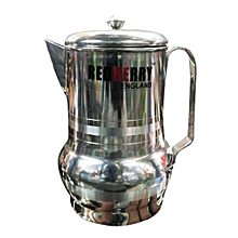 Stainless Steel Teapot and Coffee Pot - 3L