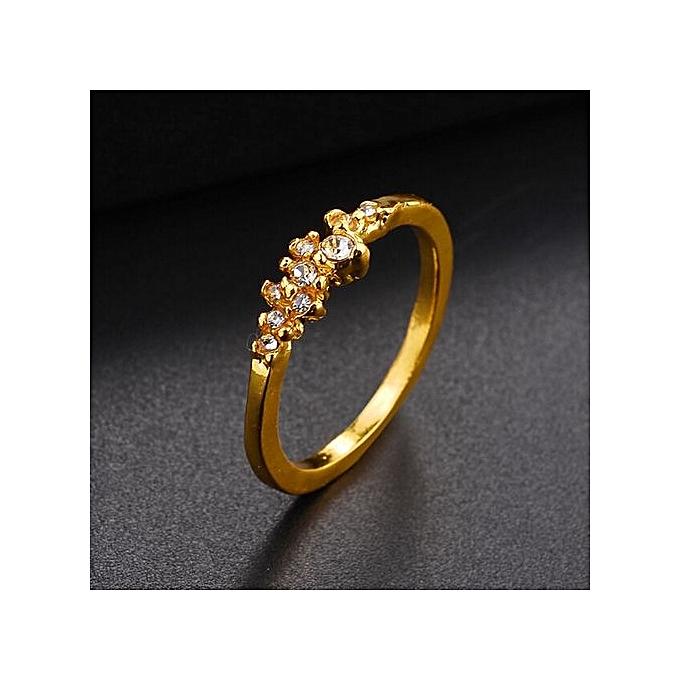 Buy Generic 9 Diamonds Women S Ring Bride Ring Wedding Ring Birthday
