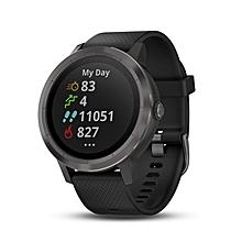"""GARMIN Vívoactive 3 1.2"""" Screen GPS Waterproof Sport Smart Watch Heart Rate Monitor Fitness Bracelet"""